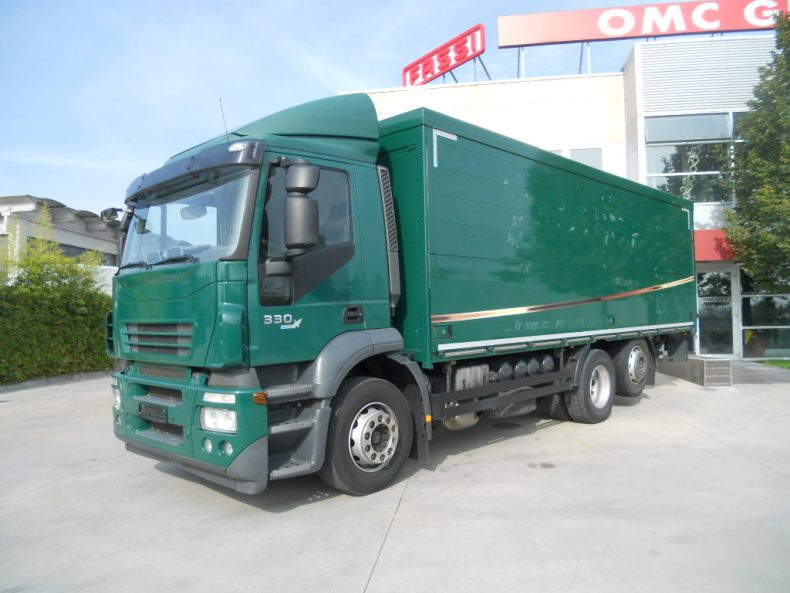 IVECO STRALIS AD260S33Y/FS FURGONE