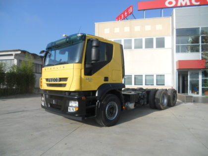 IVECO STRALIS AT260S45Y/PS A TELAIO