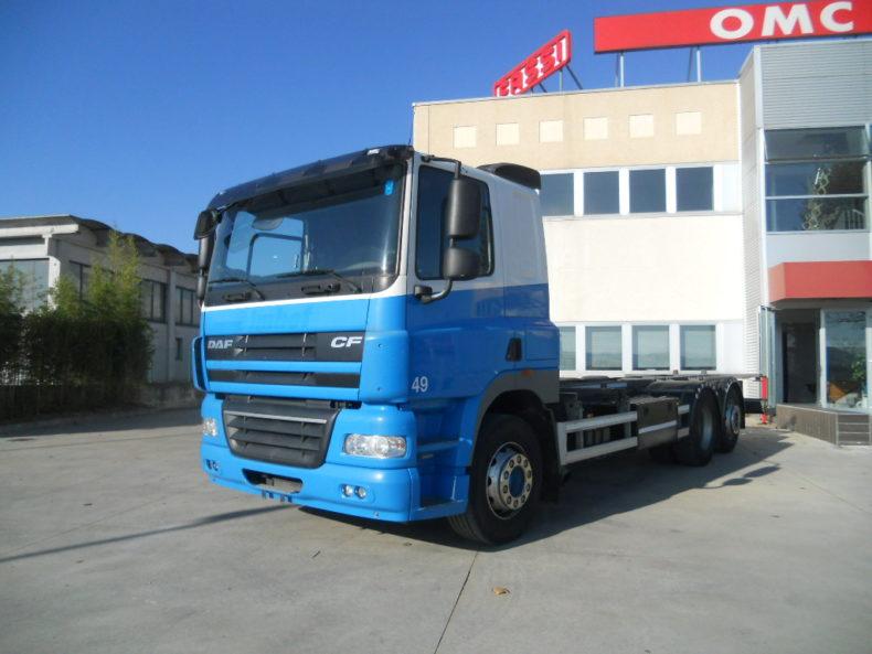 DAF CF 85.460 A TELAIO PASSO 4600